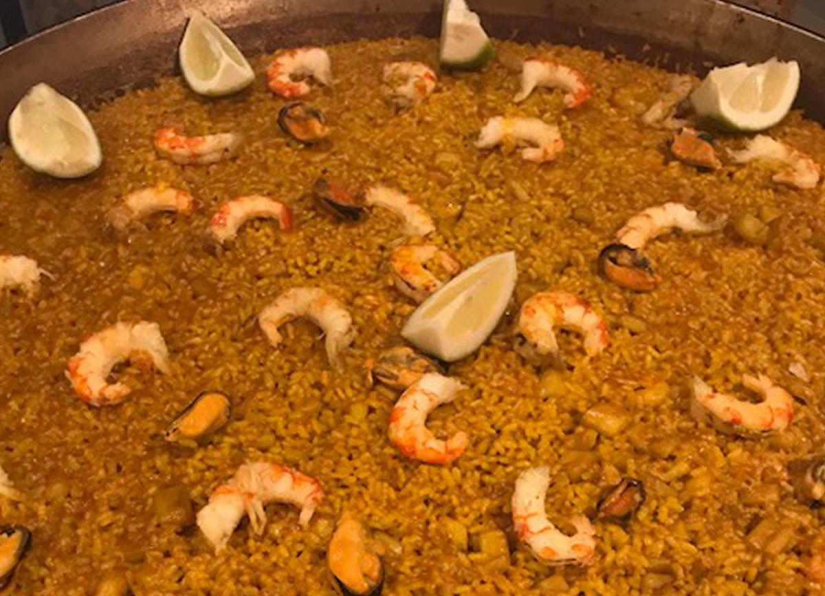 arroz del senyoret - el sequer de tonica